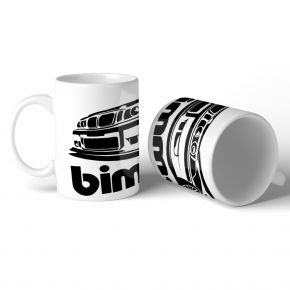 BIMMER puodelis