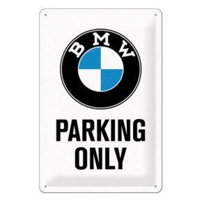 BMW Parking Only 20x30cm