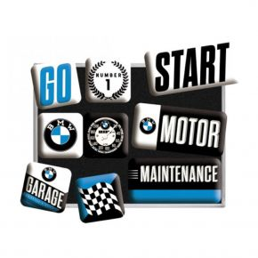 BMW Motor šaldytuvo magnetukai