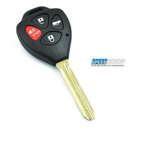 Toyota rakto korpusas 4 mygtukai