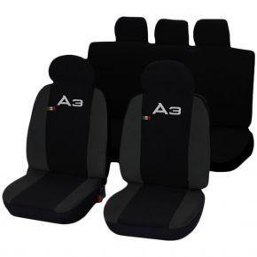 A3 universalūs sėdynių užvalkalai.