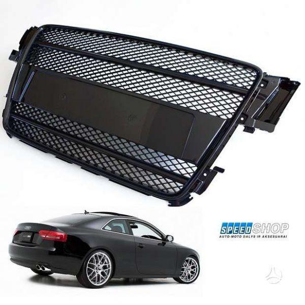Audi A5 B8 grotelės be emblemos