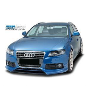 Audi A4 B8 priekinio bamperio spoileris