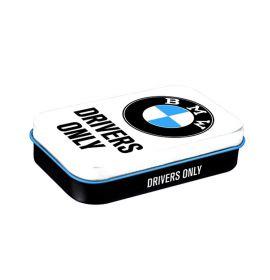 BMW XL mėtinės pastilės