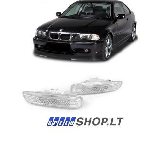 BMW 3 (E46) sparno posūkiai