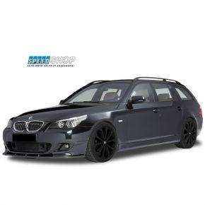 BMW E60/E61 priekinio bamperio pažeminimas