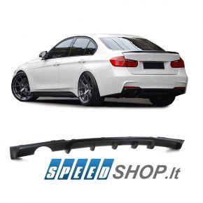 BMW 3 (F30-F31) galinio bamperio difuzorius