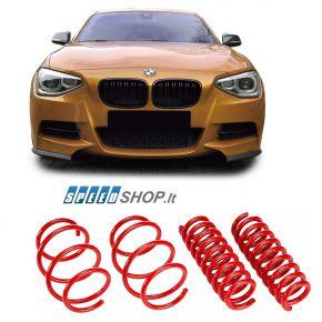 BMW 1 (F20) Sportinės spyruoklės Cobra