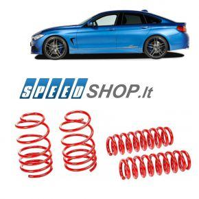BMW 4 (f36) žeminančios spyruoklės