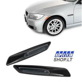 BMW 3-5 (E60-E90) tamsinti Led posūkiai