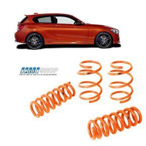 BMW 1 (F20) Sportinės spyruoklės