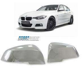 BMW 3 (F30) chromuoti veidrodėliai