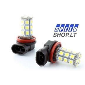 H8 H11 LED lemputės 18