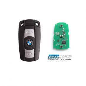 BMW Smart raktas su nuotolinio valdymo mechanizmu