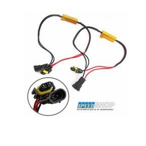 LED klaidų naikintojas su jungtimi