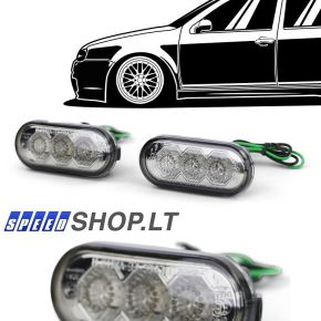 Volkswagen LED posūkiai
