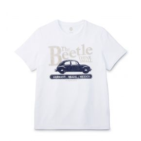 Volkswagen BEETLE marškinėliai XXL